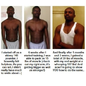 The Muscle Experiment