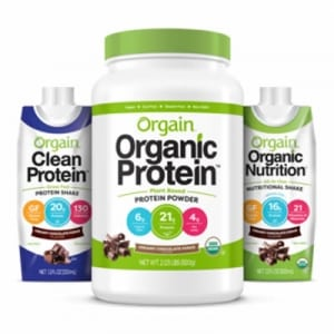 Orgain Nutritional Products